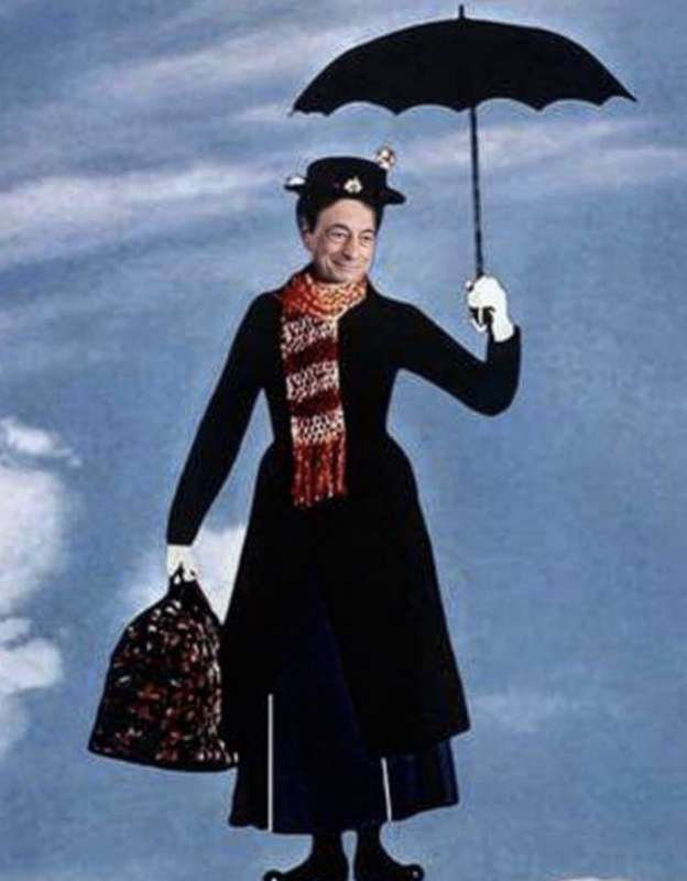 MARY DRAGHI POPPINS