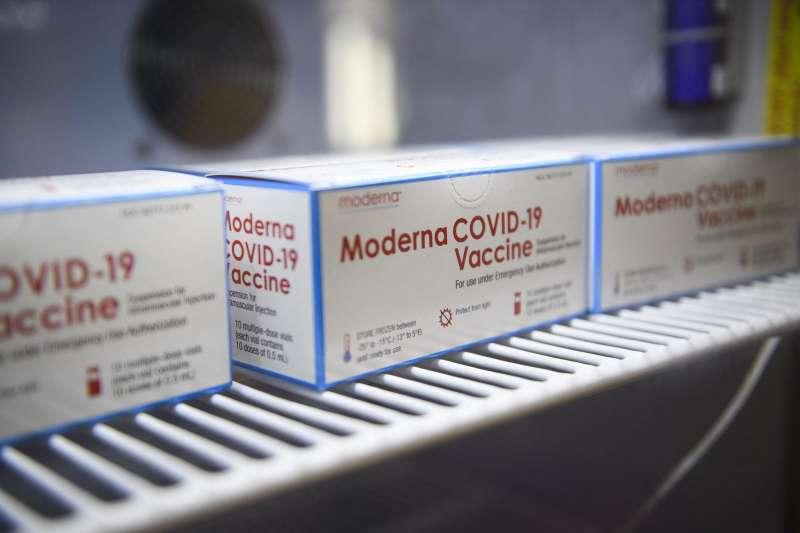 moderna vaccino coronavirus