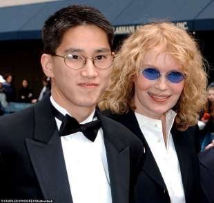 moses and mia farrow
