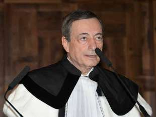Papa nomina Draghi nell'Accademia delle Scienze Sociali