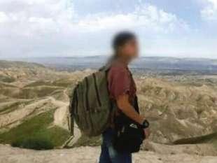 ragazza ortodossa liberata nello scambio tra Netanyahu e Assad