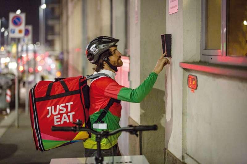 Rider DI Just eat