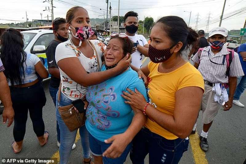 rivolta carcere ecuador 1