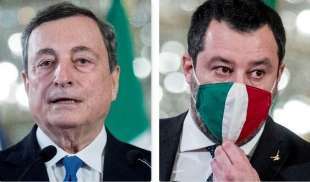 SALVINI DRAGHI