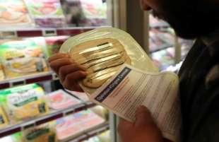 ue prepara etichette alimentari