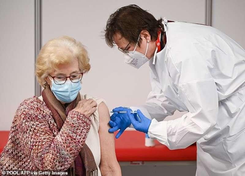 vaccinazione in germania