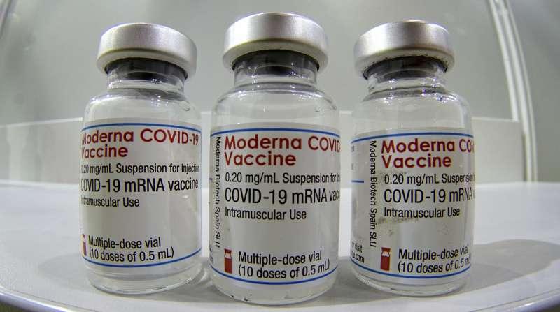 vaccino anti coronavirus di moderna
