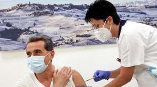 vaccino inoculato