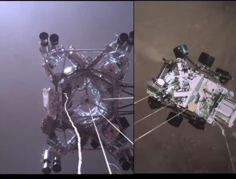 VIDEO NASA PERSEVERANCE