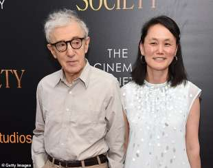 woody allen e soon yi