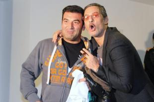 Max Giusti e Fiorello