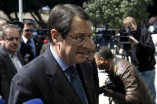 Il presidente cipriota Nicos Anastasiades jpeg