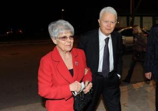 GianCarlo Caselli e moglie
