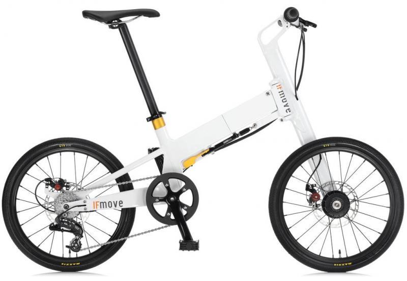 Bici Ultraleggera Pieghevole.Ifmove La Bici Pieghevole Ultraleggera Dago Fotogallery