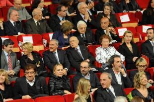 Orlando Grasso Napolitano Mogherini Proietti Tornatore Sorrentino