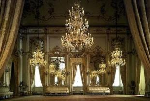 palazzo del quirinale sala degli specchi