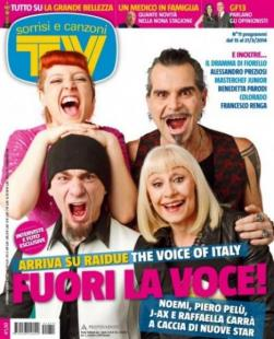 The Voice of Italy 2014 - Blind audition Sorrisi-canzoni-voice-312947_tn