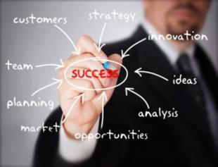 successo manager team lavoro imprenditore aziende