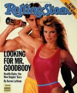 ROLLING STONE 1983