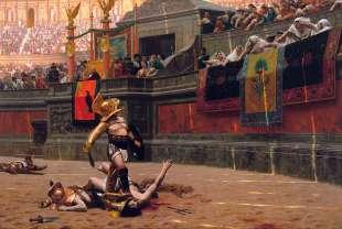 gladiatori colosseo