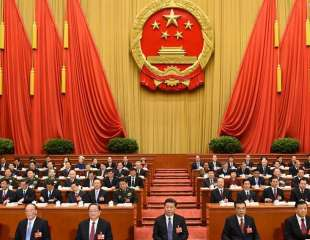 Politburo cinese