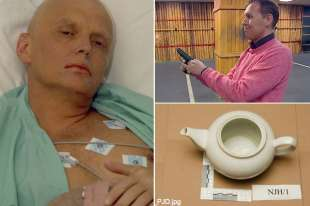 Alexander V Litvinenko
