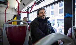 Roberto Fico - autobus