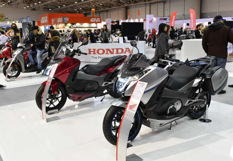 Scooter Honda Dago Fotogallery