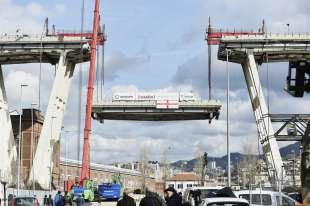 demolizione ponte morandi 12