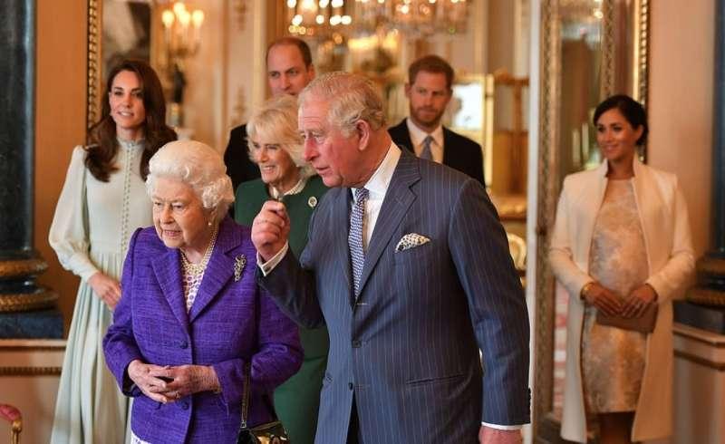 la famiglia reale 1