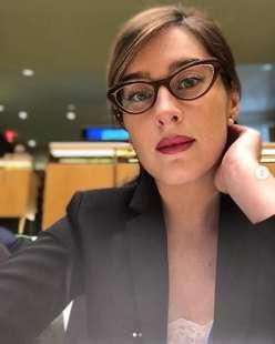 MARIA ELENA BOSCHI ALL ONU