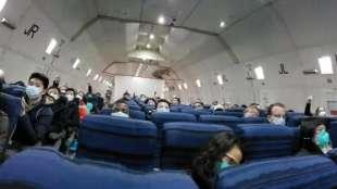 coronavirus aereo 2