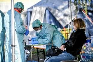 coronavirus spedali civili brescia 3