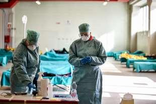 coronavirus spedali civili brescia 5