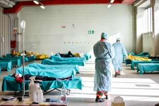 coronavirus spedali civili brescia 6