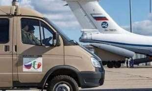 gli aiuti russi all'italia