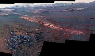 le immagini di marte del rover curiosity 2