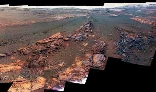 le immagini di marte del rover curiosity 4
