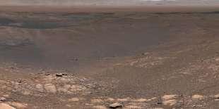 le immagini di marte del rover curiosity 6