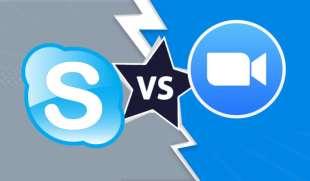 skype vs zoom