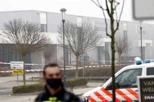 bomba al centro anti covid in olanda