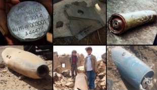 bombe rwm in yemen