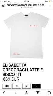 elisabetta gregoraci e la capsule di magliette 4