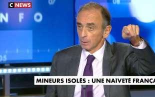 eric zemmour cnews