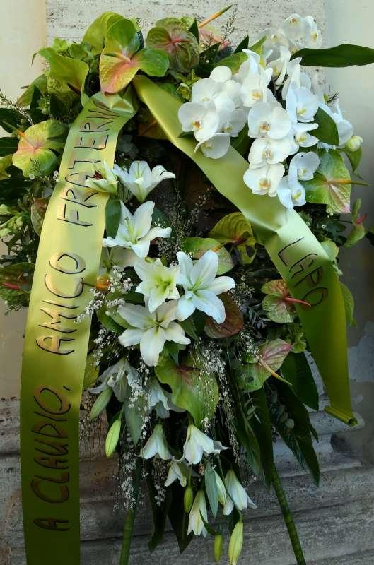 fiori per claudio coccoluto foto di bacco (2)