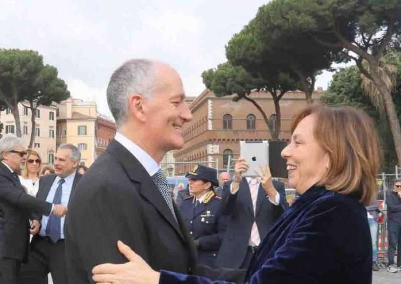 FRANCO GABRIELLI LUCIANA LAMORGESE