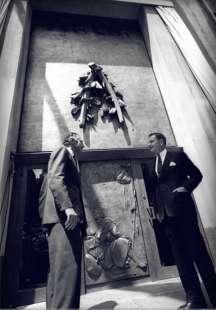 gianni agnelli e david rockefeller nel 1965
