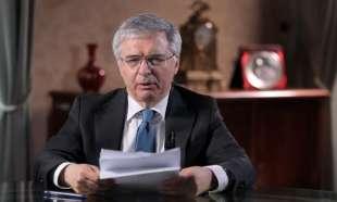 il ministro del tesoro daniele franco