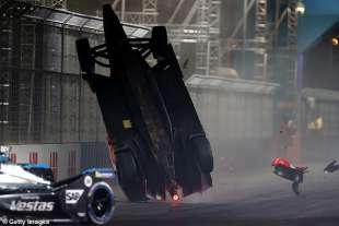incidente alex lynn in formula e 7