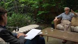 intervista a woody allen della cbs 3